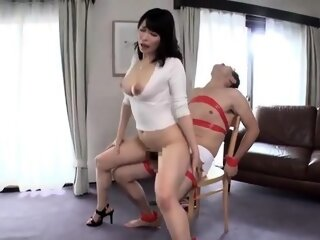 Mature asian group with..
