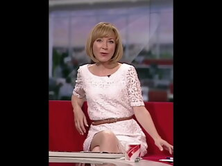 Sian Williams, Upskirt In A..