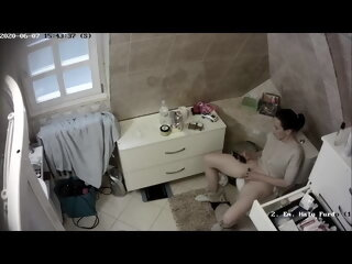 IP Camera MILF Masturbation..