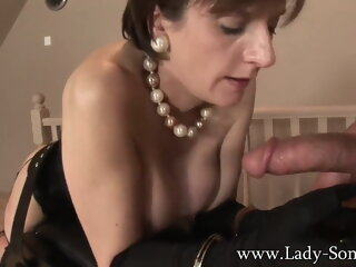BDSM – British Babe With..