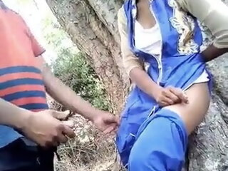 Desi outdoor sex