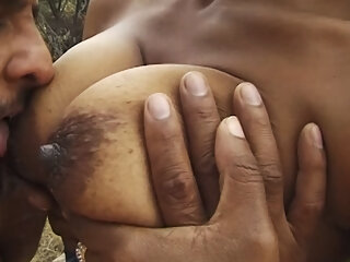 Curvy African fucked by..
