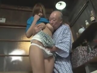 Exotic Japanese slut in..