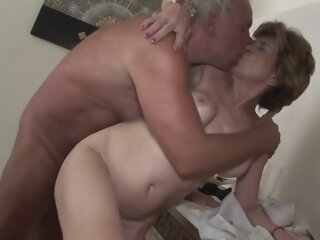 Horny old woman has offered..