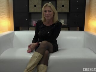 Astonishing adult video MILF..