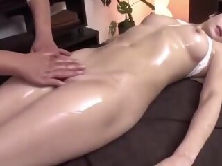 Hot Japanese Girl Gets..