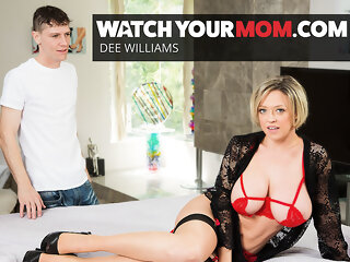 Hot Mom Dee Williams Gets..