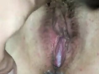 Fuck and creampie Russian..