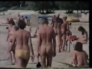 Dare to Go Bare - Retro Nudity