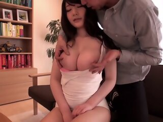 Rie Tachikawa in Lovely Big..