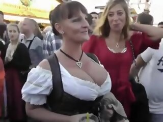 German boobs on the october..