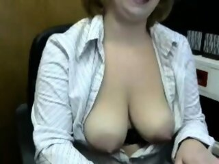 Vicky big tits and nipples..